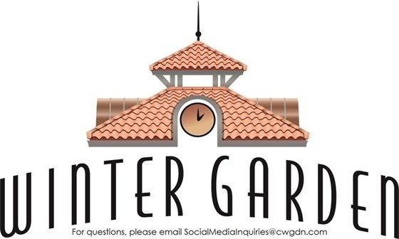 City of Winter Garden Official Clock Tower Logo