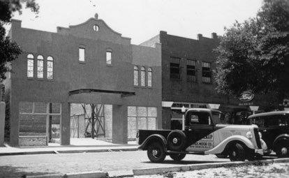 Photograph of an Antique Car