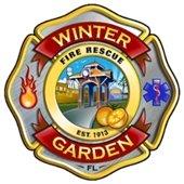 Winter Garden Fire Rescue Seal