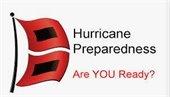 Hurricane Preparedness - Are You Ready?