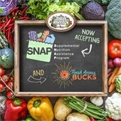 SNAP and Fresh Access Bucks