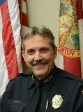 Steve Graham, Police Chief