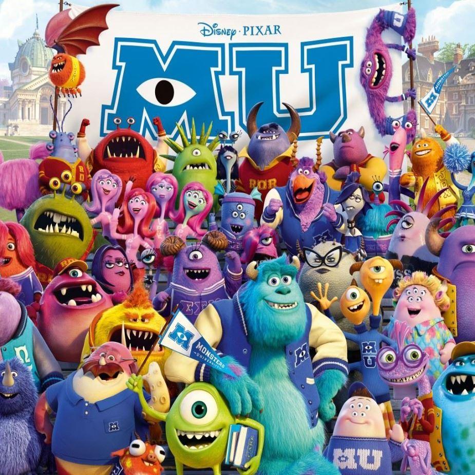 Monsters U 5